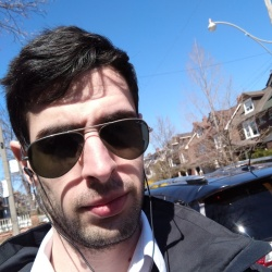 Davide, 27 from Ontario