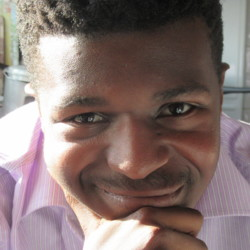 Adedeji is looking for singles for a date