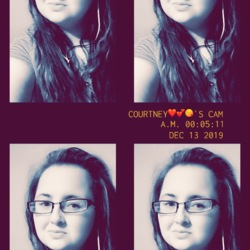 Courtney is looking for singles for a date